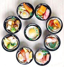 3 PCS Bowl of Ramen Noodles for Barbie BJD Doll 1/6 Dollhouse Miniature Food