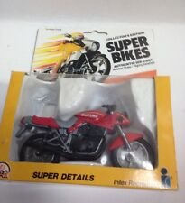 Suzuki Katana Super Bikes Zee Toys 1:18 Motorcycle Die-Cast In Package 1982 NEW