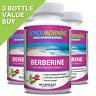 Berberine Supplement For Blood Sugar & Cardiovascular Support, 60 Vegan Caps