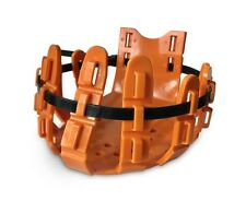 Vet-Strider (Equine Poultice Boot and Hoof Protector) Large/Orange + 10 Ties