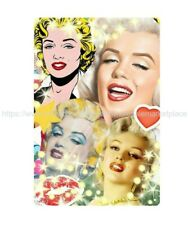 Marilyn Monroe sexy heart metal sign wall cottage farm houses