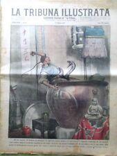 La Tribuna Illustrata 6 Febbraio 1927 Downing Binda Morte Mikado Giappone Gemito