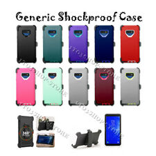 For Samsung Galaxy Note 10 Note 9 Note 8 5 Defender Case w/Holster Belt Clip