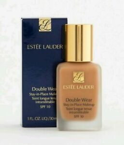 Estee Lauder Double Wear Stay-in-Place Makeup Foundation 30 ml 1W2 Sand BNIB