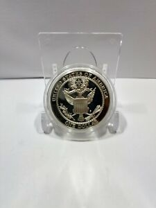 2008 United States One Dollar One Ounce Silver .999 Mint (Polished Finish)
