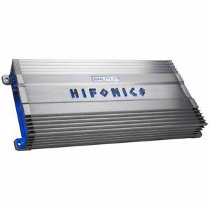 Hifonics BG-1600.4 Brutus Gamma 4 Channel 1600W Car Audio Subwoofer Amplifier