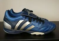 Mens Adidas Predator Pulse Blue Football Trainers - UK 10