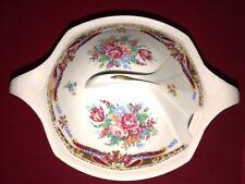 Vintage T Limoges Floral Soup Tureen- Stunning Piece!!