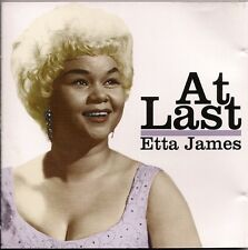 Etta James At Last UK CD