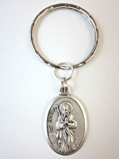 St James Medal Italy Key Ring Gift Box & Prayer Card
