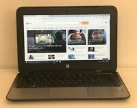 HP stream Pro Intel Cel 2.16Ghz, 2GB, 32GB eMMC, 11 inch Laptop. Best Buy!!