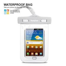 DandyCase Waterproof Case for Apple iPhone 4, 4S - Also Works with iPod Touch...