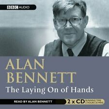 Alan Bennett - The Laying On of Hands (2 x CD 2005) *BBC Audiobook*