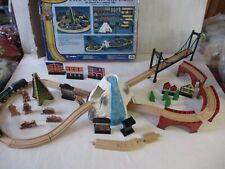 imaginarium The Polar Express Lionel Wooden Railway Thomas Brio Compatible XMAS
