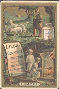 Liebig - Preparation of Food S193 (German) - Mutton