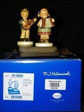 """HUMMEL FIGURINES #2171/A & B  """"Musical Medley Collectors Set"""" TMK 8 MIB"""