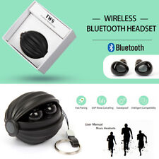 Wireless Bluetooth 4.1 Headset In-ear Earbud Mini Earphone Headphone Universal