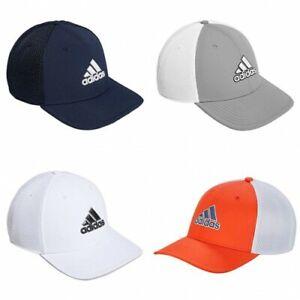 Adidas A Stretch Golf Tour Cap Stretch Fit 4 Colours