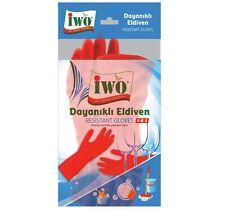 DISHWASHING GLOVES8- 8.5 no
