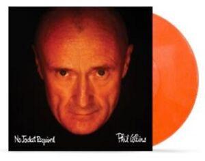 Phil Collins - No Jacket Required - Orange 180g Vinyl LP - National Album Day