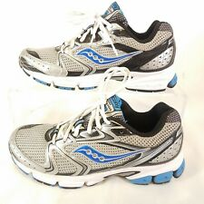 Saucony Grid Stratos 5 Men's Running Shoes Blue 25190-1 Sz 7.5 sneakers q9