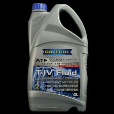 RAVENOL ATF T-IV Fluid 4L - VW G 055025 A2, Mini 6-speed, Ford, GM und mehr ....