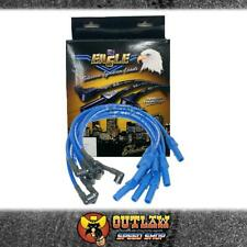 EAGLE IGNITION LEAD SET FITS FORD CLEVELAND 302-351C 10.5MM BLUE - ELE105801