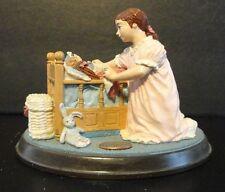 "Norman Rockwell's ""Hush a Bye"" figurine"