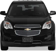 FITS CHEVY EQUINOX 2010-2012 ABS CHROME MESH STYLE FULL REPLACEMENT GRILLE