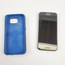 Samsung Galaxy S6 SM-G920T - 32GB -Blue Platinum (T-Mobile) FOR PARTS (4476B)