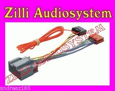 Phonocar 4/747 Cavo autoradio connettore ISO LAND ROVER no ampli-navy Discovery