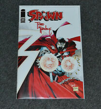 SPAWN #300 Variation Issue Signed by Todd McFarlane in Red