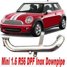 Tubo Rimozione DOWNPIPE FAP DPF Mini Cooper one D 1.6 90 110 cv R56 PS1