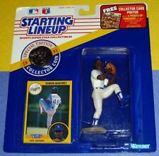 1991 RAMON MARTINEZ Los Angeles Dodgers Rookie - FREE s/h - Starting Lineup