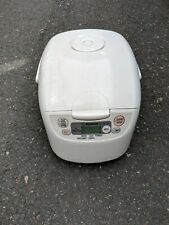 Zojirushi Electric Rice Cooker Model # NS-MYC18