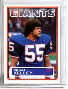 1983 TOPPS BRIAN KELLEY (NM/MT)
