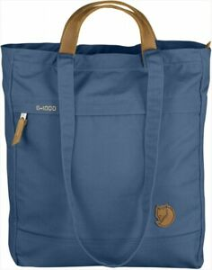Schultertasche Fjäll Räven Totepack No. 1 G-1000 14 Liter Blue Ridge Blau Tasche
