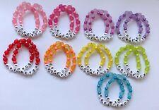 2 x Friends Forever / Best Friends Kids Bracelets-9 Colours-Friendship Bracelets