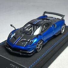 1/43 Peako Pagani Huayra BC Metallic Blue Ltd 50 pcs  #31113