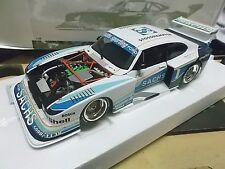 FORD Capri Zakspeed DRM Gr.5 Turbo 1979 Ertl Sachs #1 S-Preis Minichamps 1:18