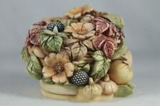 Harmony Kingdom 'Halloween Bouquet' #Hg3Lebqh Pumpkin Inside Le In Original Box
