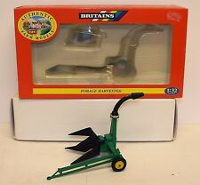BRITAINS FARM  9542 FORAGE HARVESTER FARM IMPLEMENTS MIB (BS185)