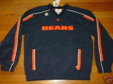 NFL CHICAGO BEARS Athletics Warm-Up Jacket sz... MEDIUM