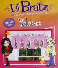 LIL BRATZ ISLAND GIRL PINK VALANCE WINDOW TREATMENT NEW
