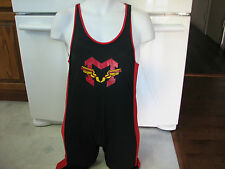Mission Viejo High School Diablos Track & Field or wrestling team singlet large