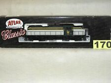 ATLAS CLASSIC HO SCALE #7136 RS-1 DIESEL LOCOMOTIVE NEW READY TO RUN