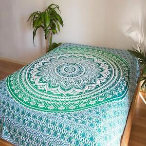Mandala Tapestry Dorm Cover Beach Throw Wall Hanging  Home Decor Bedspread