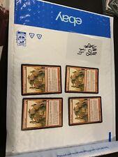 MTG Magic Goblin Lore X4 Tenth Edition NM