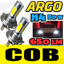 H4 COB CREE LED SMD SUPER WHITE NON HALOGEN HEADLIGHT BULBS HEAD LAMPS UK SELLER