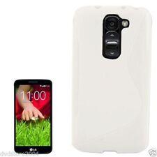 Cover e custodie bianco semplice per LG G2